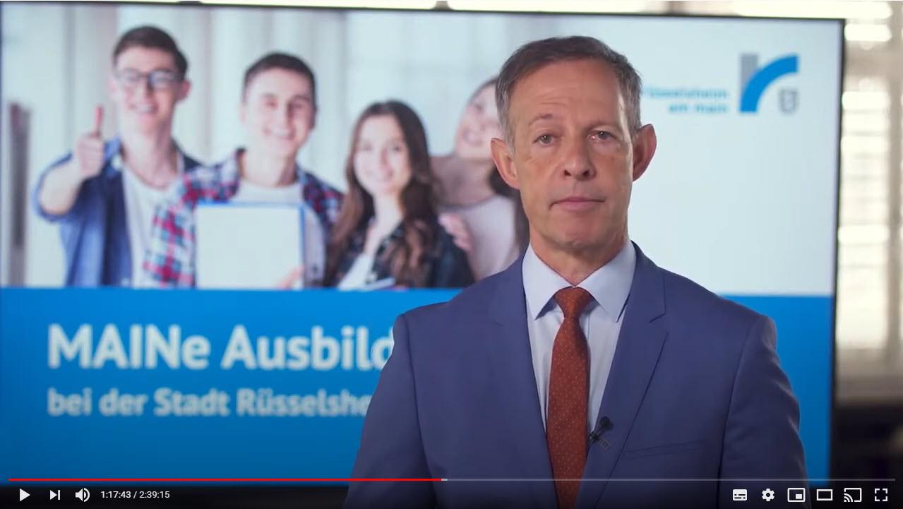Oberbürgermeister Udo Bausch