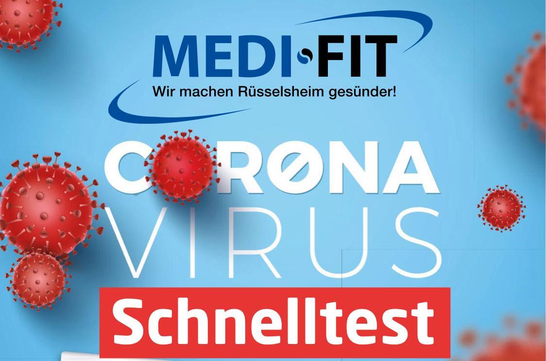 Testzentrum im MediFit öffnet am Wochenende