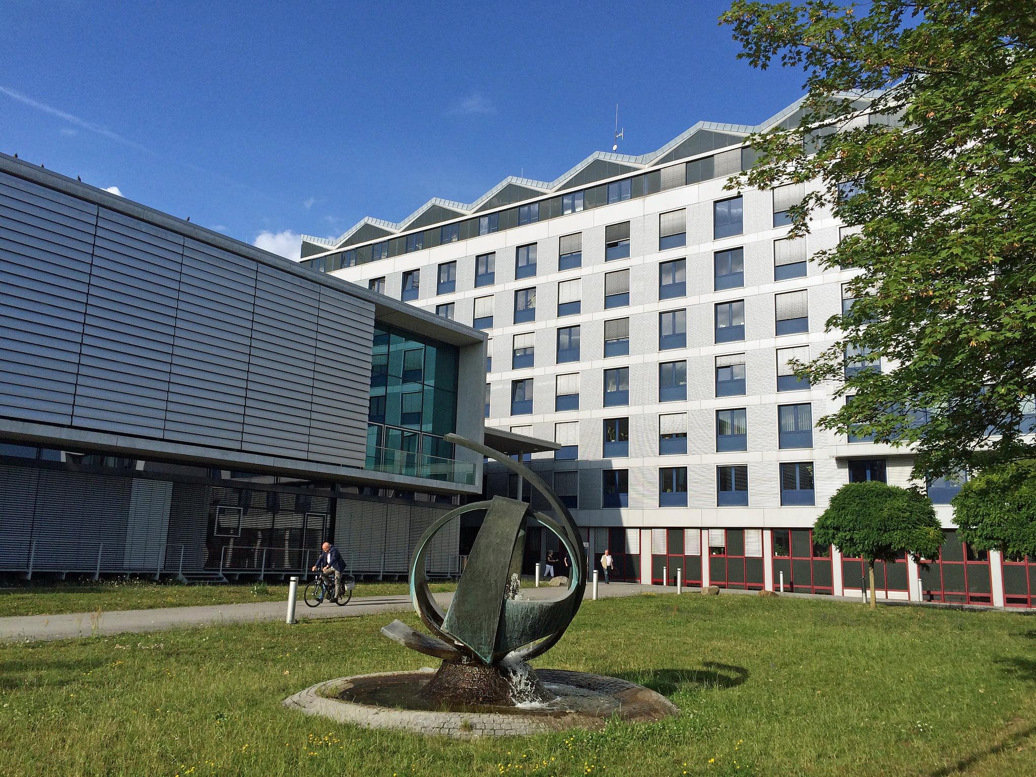 Landratsamt Groß-Gerau - Foto: Achim Weidner